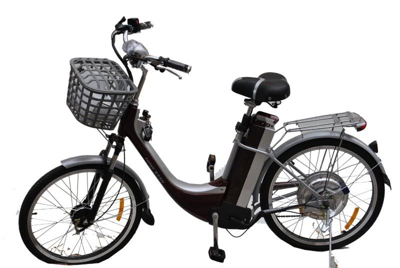 Bicicletta Elettrica Con Pedalata Assistita Modello New Star