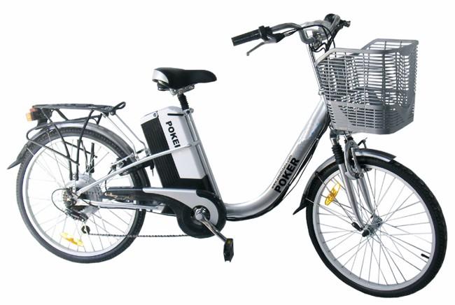 Bicicletta Elettrica Modello Poker Plus